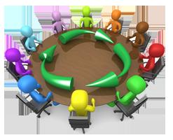 Лидеры школьного самоуправления встретились с руководителями города